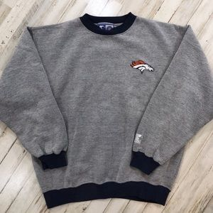 Vintage Official NFL Denver Broncos Sweater
